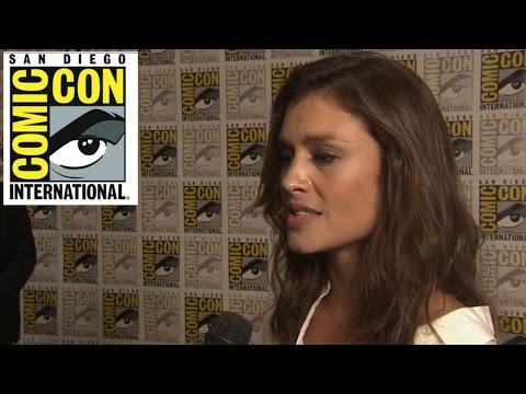Hitman: Agent 47 - Comic Con 2014 - Hannah Ware Interview
