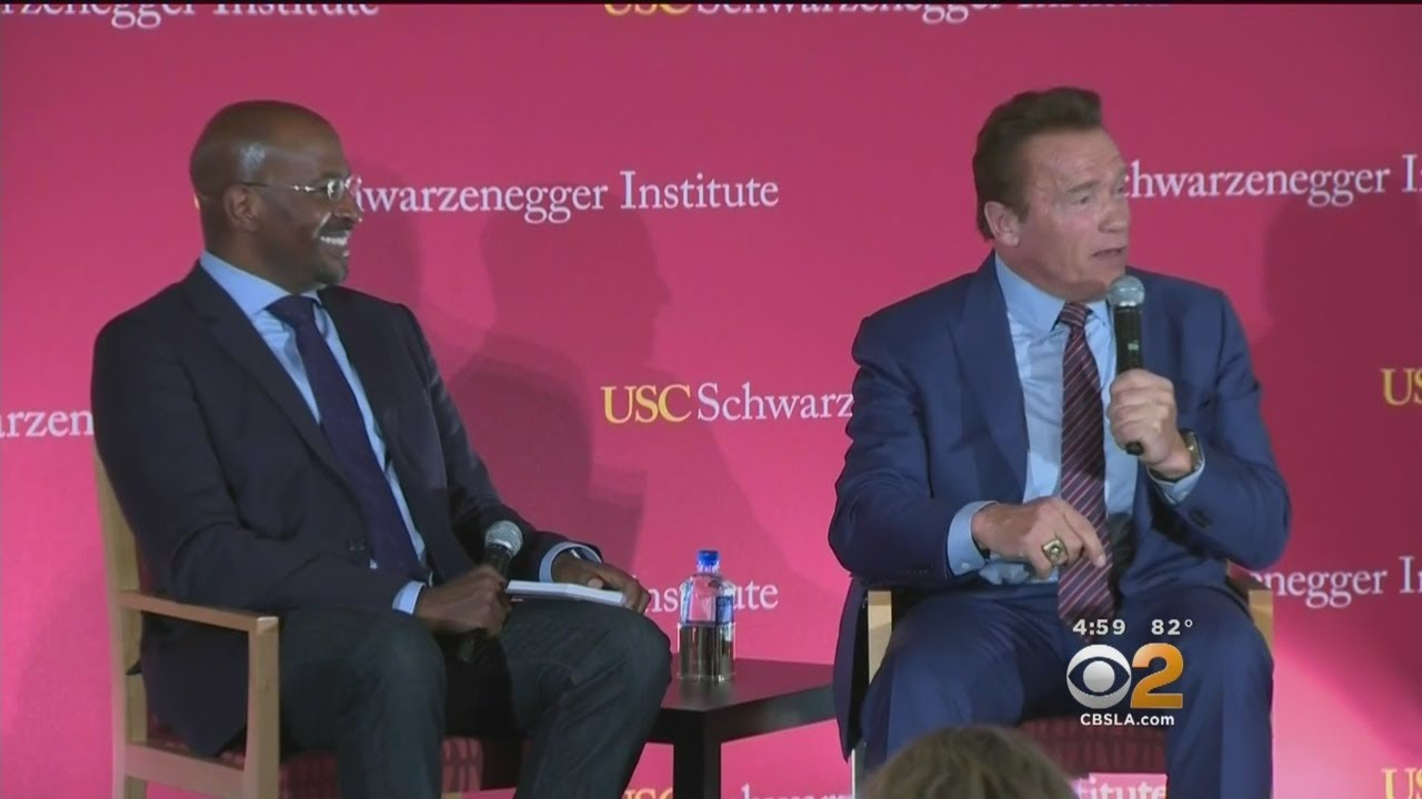 Arnold Schwarzenegger Is Stable After Heart Surgery