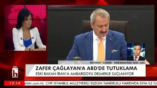 VOA muhabiri Mehmet Sümer: Zafer Çağlayan ABD'ye gelirse tutuklanacak