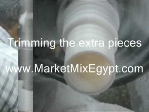 How to make an Egyptian Alabaster Votive