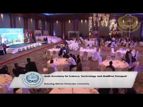 AAST Honoring African Graduates Ceremony