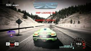 Need for Speed Hot Pursuit™ - 24th June 2012 - ORF Event - 2x Busted and Hot Pursuit!