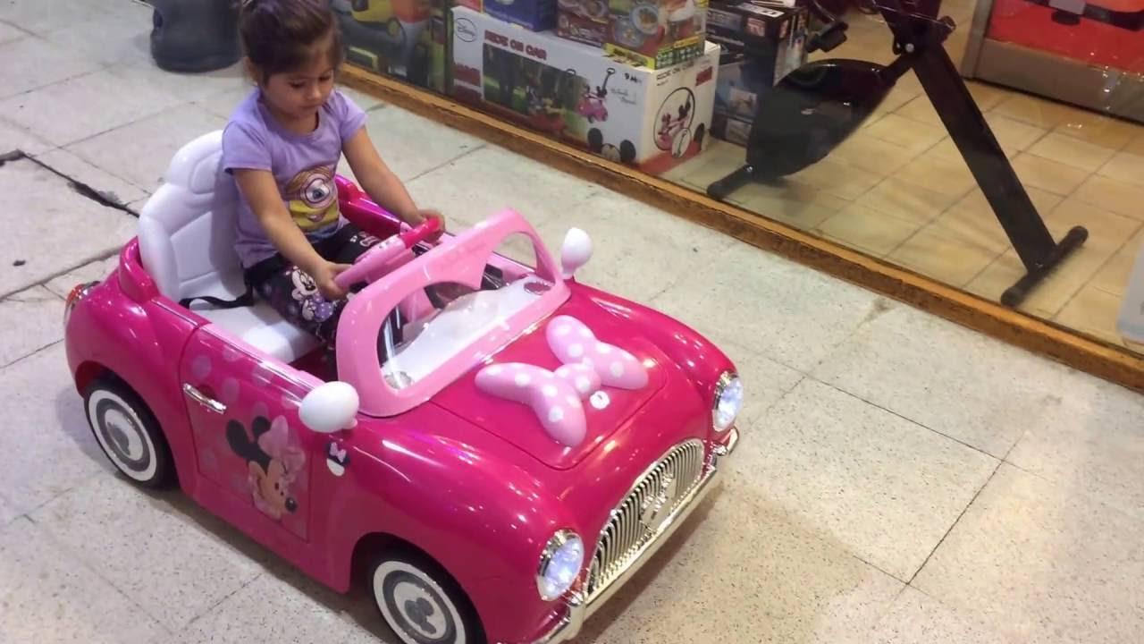 Auto Original A Disney Bateria Mickey Minnie Control Padres 12v XPkiuTlwOZ