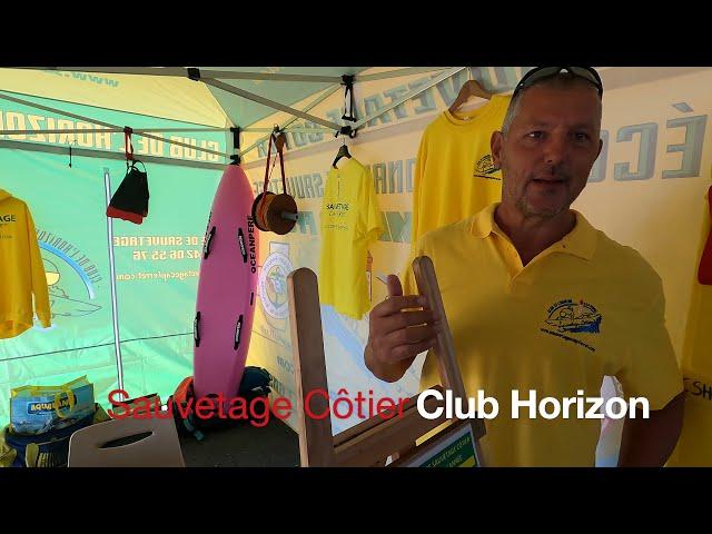 FA E03 - L'association CLUB DE L'HORIZON se présente - Forum des Associations  Lège-Cap Ferret.
