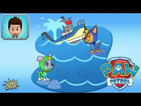 PAW Patrol Air and Sea Adventures HD | SEA PATROL  w/ MARSHALL & SKYE By Nickelodeon