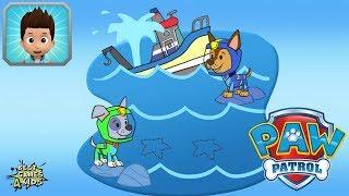 PAW Patrol Air and Sea Adventures HD   SEA PATROL w/ MARSHALL & SKYE By Nickelodeon