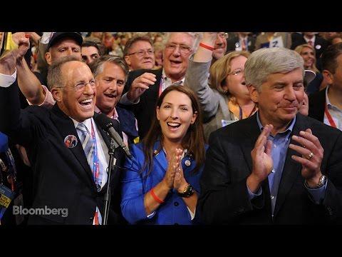 RNC Chair on Family, Possible Mitt Romney Senate Run