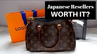 WORTH IT? | eBay Japanese Resellers & Louis Vuitton