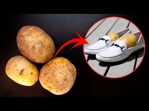 Here's Why You Should Put a Potato in Your Shoe