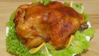 😋😋😋 Как приготовить курицу в духовке | Курица в рукаве