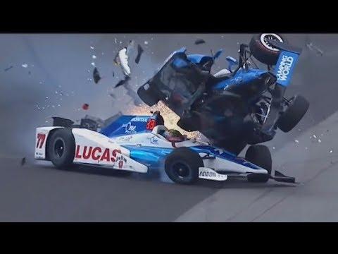 Смотреть TERRIFYING Motorsport Crash Compilation | NO FATAL | *Pure Sound* | 2017 онлайн