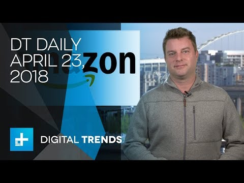 DT Daily: Amazon is planning to build Alexa enabled home robots