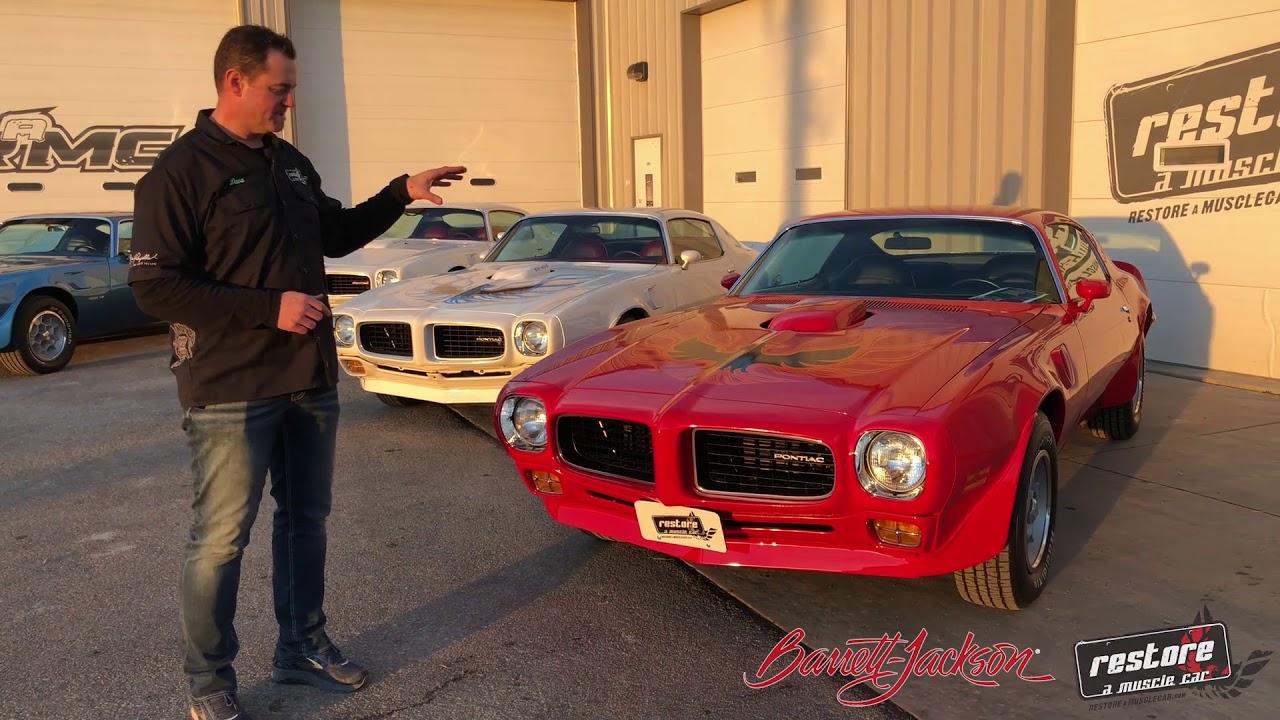 2018 Scottsdale, Arizona Barrett Jackson Cars from Restore a ...