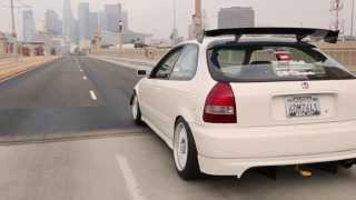 CANiBEAT: Teddy's 1996 Honda Civic EK (Video)