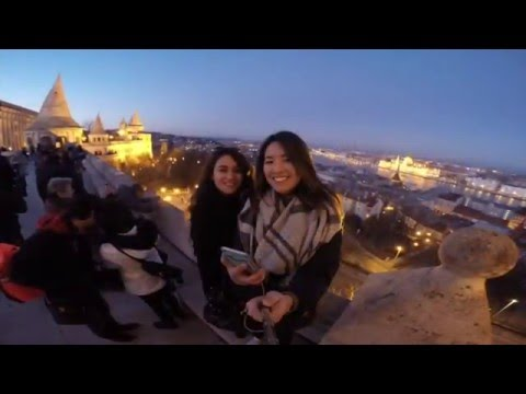Budapest, Hungary | Study Abroad Weekend Trip