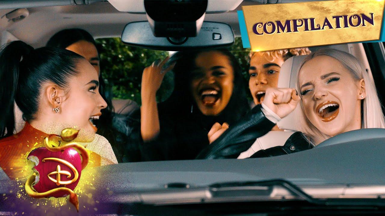 Download Every CARscendants Music Video Ever! 💥| Compilation | Descendants 3