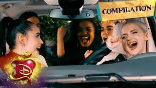 Every CARscendants Music Video Ever! 💥  Compilation   Descendants 3