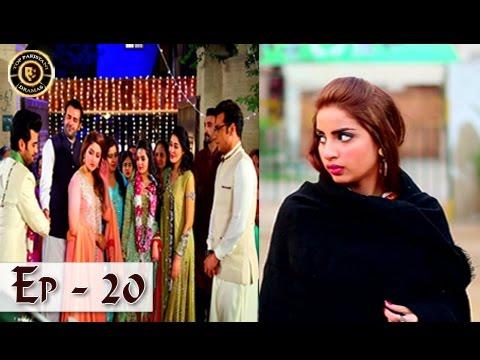 Waada Episode 20 - 22nd March 2017 - Top Pakistani Drama