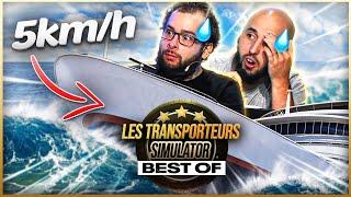 LE RETOUR DES PILOTES (de poids lourds...) - Les Transporteurs Simulator