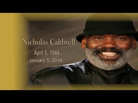 REMEMBERING THE LIFE OF NICHOLAS