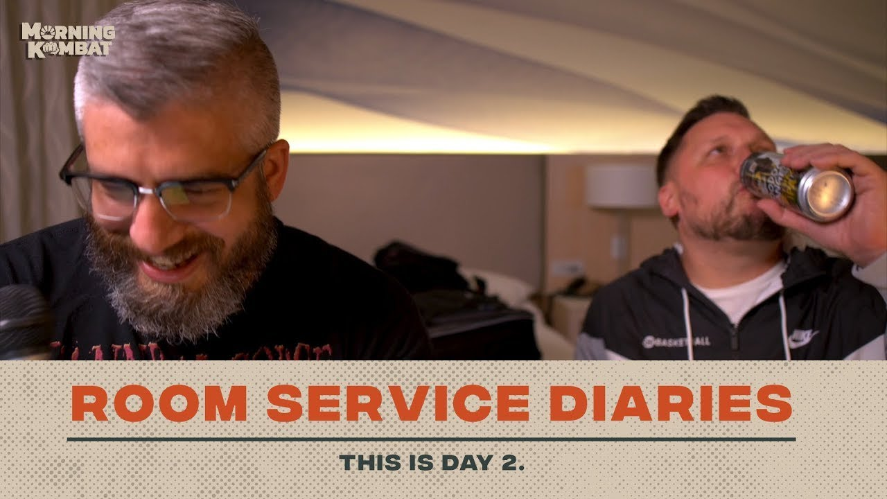 Room Service Diaries | This is Day 2 | Morning Kombat