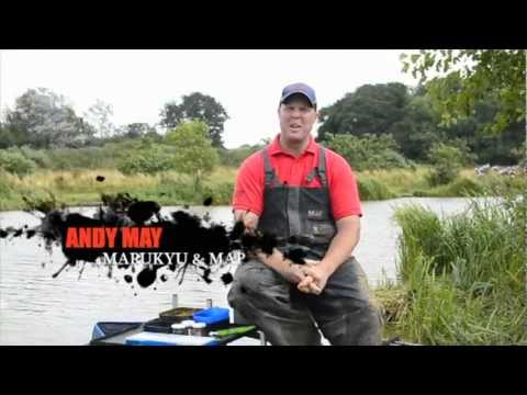 Get On The Slop With Andy May At Cudmore Fisheries!