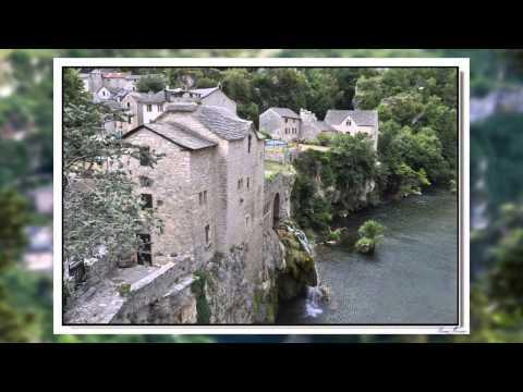Le Village De St Chely Du Tarn - Lozère