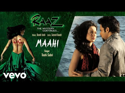 Maahi - Official Audio Song | Raaz - The Mystery Continues | Sharib Toshi Mp3