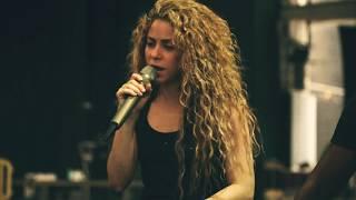 Shakira El Dorado World Tour Rehearsals: Antología