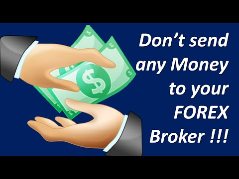 Warning. Don't send any Money to these Forex Brokers before watching the important information video