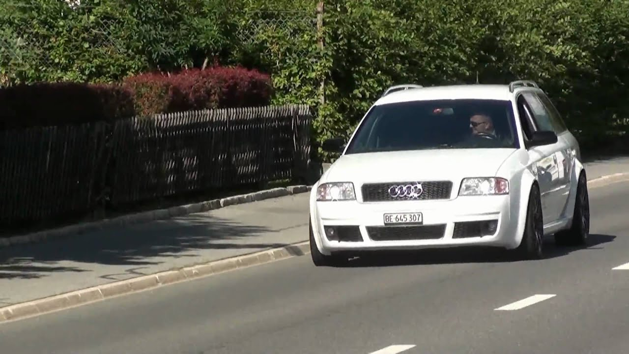 Audi Rs6 Walk Around Start Up Drive Away And Flyby