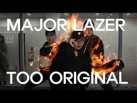 Major Lazer - Too Original (Dance. J-Fire)