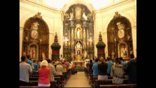 Magnificat II Secondo MONTEVERDI - Pontifical Vesper TLM - WYD JUVENTUTEM JMJ 2011