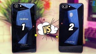 Realme 1 vs Realme 2 | BHAI vs BHAI | Battle For Best Under 10k