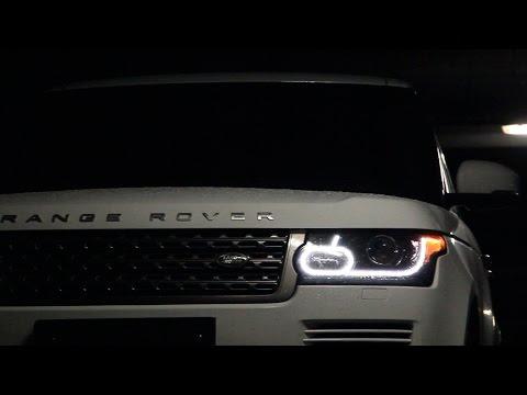 Тест-драйв Range Rover 2015