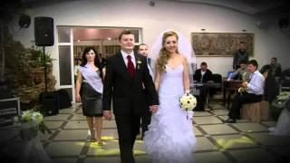 Wedding Clip  Andrew & Olesya 21.10.2010