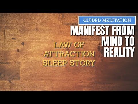 Guided Meditation reflection of the mind to reality