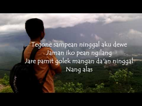 Alan Walker - Fade Javanese Version Sepine Lyric