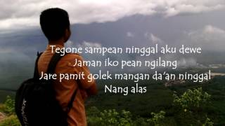 Video Alan Walker - Fade Javanese Version Sepine Lyric download MP3, 3GP, MP4, WEBM, AVI, FLV Desember 2017
