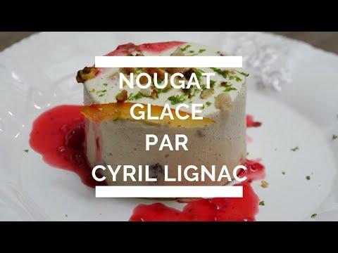 recette-facile-de-nougat-glacé-par-cyril-lignac
