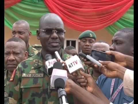 Nigerian Army Establishes FOB at Daura, Katsina State