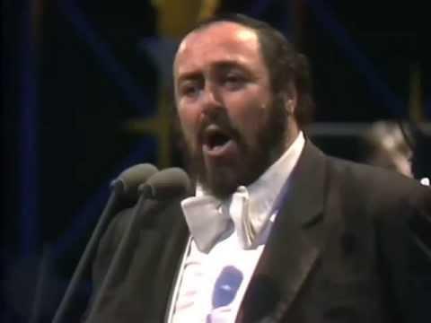 Download Luciano Pavarotti: 'O Sole Mio'