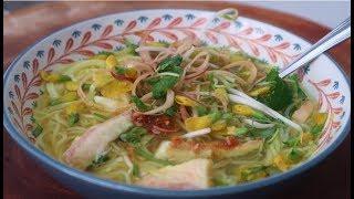 Bún cá Châu Đốc, đặc sản miền Tây ai ăn cũng sẽ nhớ || Natha Food