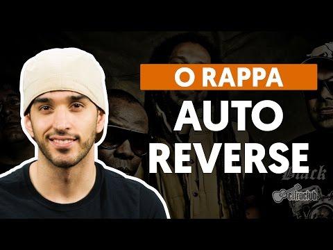 Auto-reverse - O Rappa (aula de violão completa)