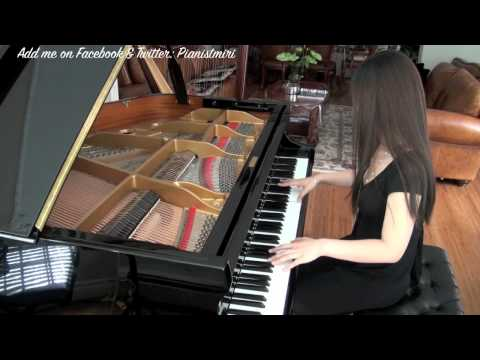 Selena Gomez  A Year Without Rain  Piano   Pianistmiri 이미리