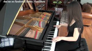 Selena Gomez - A Year Without Rain   Piano Cover by Pianistmiri 이미리