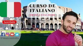 Curso de Italiano #8 Aprender Italiano con Frases Útiles y Diálogos Prácticos (Verbo Potere)