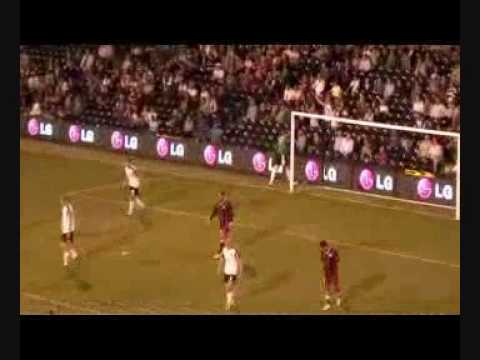 EXCLUSIVE FULHAM HIGHLIGHTS OF FULHAM VS AMKAR PERM