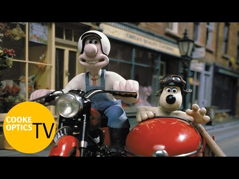 Lighting stop-motion at Aardman Animations || Masterclass - Dave Alex Riddett