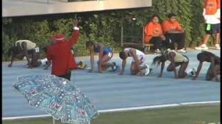 100m Alyson Felix 2003 state track & field Meet